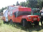 Campingfahrzeugmitanhängereigenbau